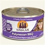 Weruva Cat Polynesian Bbq 3 Oz.  Sold In Case of 24