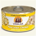 Weruva Cat Paw Lickn Chicken 3 Oz.  Sold In Case of 24