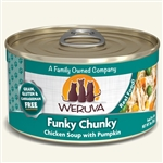 Weruva Cat Funky Chunky 3 Oz.  Sold In Case of 24