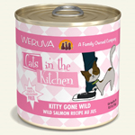 Cats In The Kitchen Cat Kitty Gone Wld 10 Oz. Case Of  24 (Case Of  24)