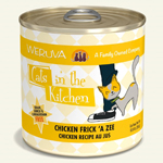 Cats In The Kitchen Cat Chicken Frick A Zee 10 Oz. Case Of  24 (Case Of  24)