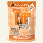Cats In The Kitchen Cat Pmpkn Jack Splsh 3 Oz. Pouch