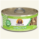 Weruva Cat Outback Grill  5.5 Oz.  Sold In Case of 24