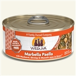 Weruva Cat Marbella Paella 5.5 Oz.  Sold In Case of 24