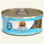 Weruva Cat Mack Jack 5.5 Oz.  Sold In Case of 24