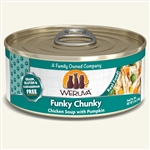 Weruva Cat Funky Chunky 5.5 Oz.  Sold In Case of 24
