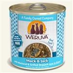 Weruva Cat Mack Jack 10 Oz.  Case of 12 Sold In Case of 12