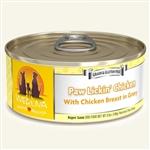 Weruva Dog Paw Lickn Chicken 5.5 Oz.  Case Of 24