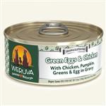 Weruva Dog Green Egg  Chicken 5.5 Oz.  Case Of 24