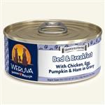 Weruva Dog Bed N Breakfast 5.5 Oz.  Case Of 24