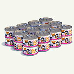 Bff Cat Soulmate Tuna Salmon 3 Oz. Case Of  24 (Case Of  24)