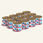 Bff Cat Sw Hrt Tuna Shrimp 5.5 Oz. Case Of  24 (Case Of  24)