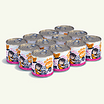 Bff Cat Soulmate Tuna Salmon 10 Oz. Case Of  24 (Case Of  24)