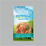Nutrisca Salmon Chickpea 4lbs.