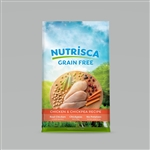 Nutrisca Chicken Chickpea 15Lbs.