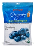 Grandma Lucys Dog Organic  Baked  Blueberry Treat  14 oz..