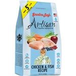 GRANDMA LUCY'S CAT FREEZE-DRIED ARTISAN GRAIN FREE CHICKEN & FISH 1LB