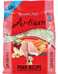 Grandma Lucys Dog  Artisian Grain Free Pork Trial  (Pack of 6)