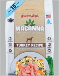 Lucy Dog Freeze Dried Mac Grain-Free Turkey  3 Lbs.