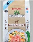LUCY Dog Freeze Dried MAC Grain Free TKY 3 Lbs.