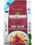 Grandma Lucys Dog Macanna ana Grain Free  Free Beef 3 Lbs.