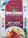 LUCY Dog Freeze Dried MAC Grain Free Beef 8 Lbs.