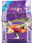 Grandma Lucys Dog  Artisian Grain Free Venison 3 Lbs.