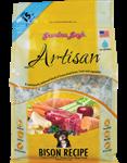 Grandma Lucys Dog  Artisian Grain Free Bison 3 Lbs.