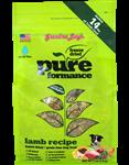 Grandma Lucys Dog  Pure Grain Free Lamb  Chickpea  3 Lbs.