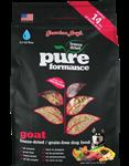 Grandma Lucys Dog  Pure Grain Free Goat Chickpea  3 Lbs.