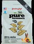 Grandma Lucys Dog  Pure Grain Free Premix  Chickpea  8 Lbs.