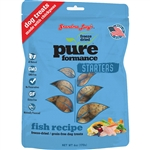 Grandma Lucys Dog  Pure  Freeze Dried  Fish  Treat  6 oz..