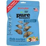 Grandma Lucys Dog  Pure  Freeze Dried  Fish  Treat  6 Oz..