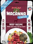 Grandma Lucys Dog Macanna  Freeze Dried  Beef Treat  6 Oz..