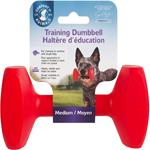 He Company Of Animals Dog Clix Dumbell Medium