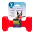 The Company Of Animals Dog Clix Dumbell Large