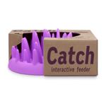 The Company Of Animals Cat Catch Feeder Purple