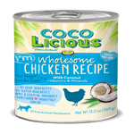 Party Animal Dog Cocolicious Wholesome Chicken 13 Oz.(Case Of: 12)