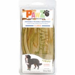 Pawz Dog Boots Camo- XLarge