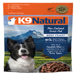 K9 Natural  Dog Freeze Dried Beef 1.1 Lbs