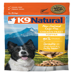 K9 Natural  Dog Freeze Dried Topper Chicken 3.5 Oz.