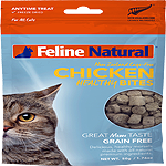 K9 Natural Feline Freeze Dried Bites Chicken 1.76 Oz.