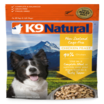K9 Natural  Dog Freeze Dried Chicken 4 Lbs