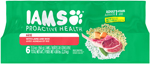 IAMS ProActive Health Pate With Lamb and Brown Rice Canned Dog Food 6ct/13oz
