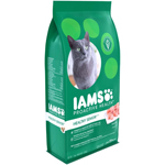 IAMS ProActive Health Lively Senior Plus 11+ Dry Cat Food 7 lbs