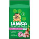 Iams ProActive Health Adult Small & Toy Breed Dog Food 7lbs
