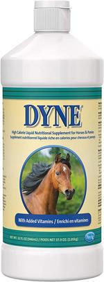 Lambert Kay Dyne High Calorie Liquid Nutritional Equine Supplement 1ea/32 fl oz