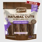 Merrick Dog Natural Cut Venison Medium Chew 4 Count