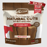Merrick Dog Natural Cut Beef Large Chew 3 Count