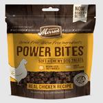 Merrick Dog Power Bites Big Chicken 14  oz.(Case Of 4)